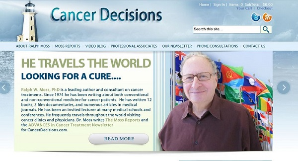 Cancer Decisions