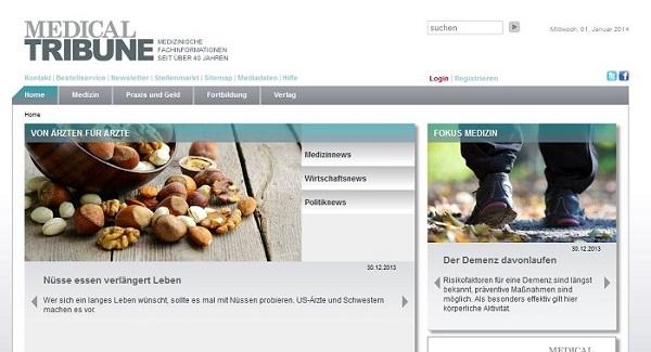Medical Tribune Deutschland