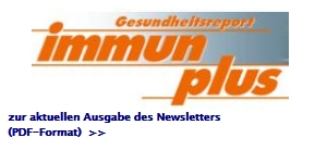 Newsletter Immun Plus