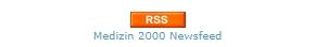RSS Newsfeed auf Medizin 2000