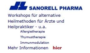 Sanorell Workshops Heilpraktiker und �rzte